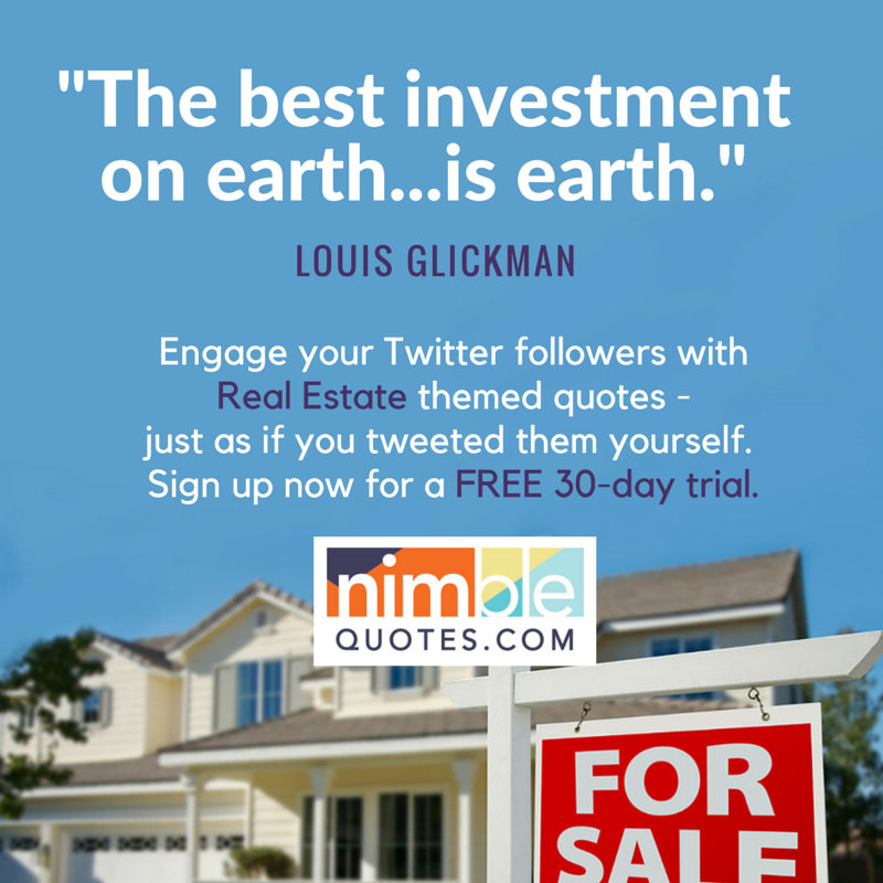 NQ Image Promo Real Estate quotes