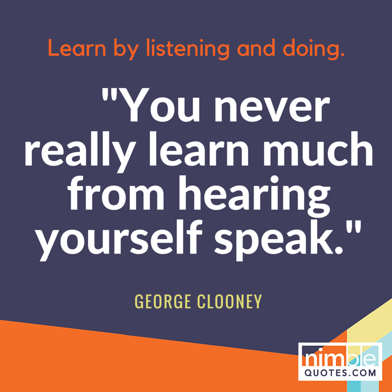 NQ branded Clooney quote