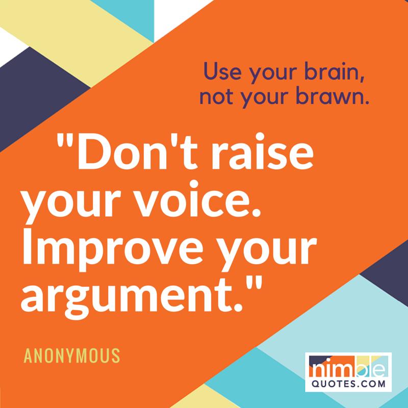 NQ branded quote Improve
