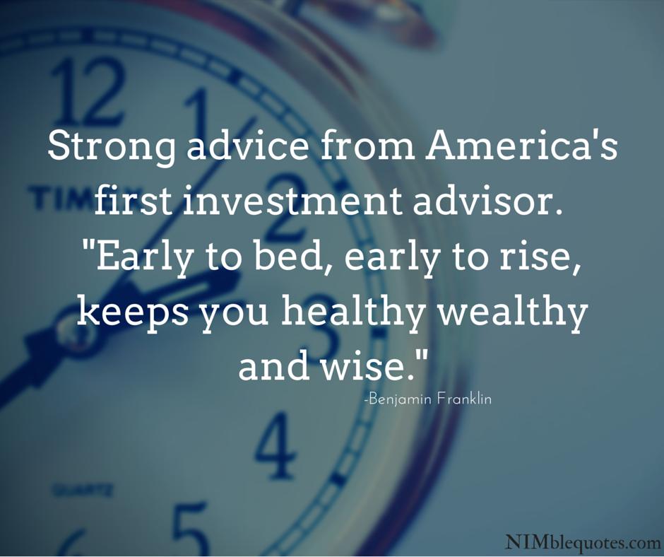 NQ investing quote Franklin