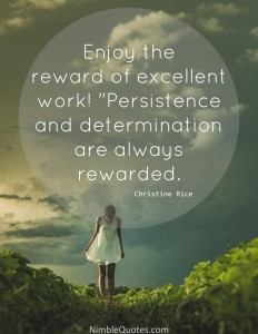 Persist to build Twitter followers