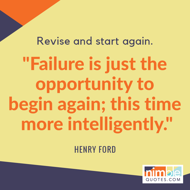 Henry Ford motivational business quote